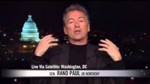 Real Time with Bill Maher: Senator  Rand Paul