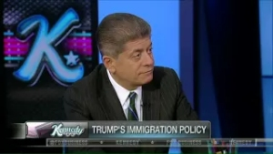 Judge Napolitano: It's A Question Of When, Not If, The Government Charges Hillary Clinton