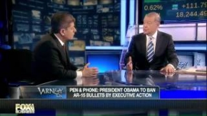 Judge Napolitano: Obama's AR-15 Ammo Ban Part Of 'Establishing A Hard, Hard Left Legacy