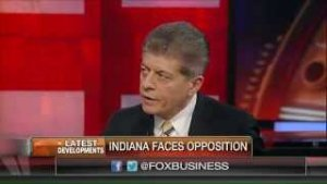 Judge Napolitano: Indiana Religious Freedom Law 'Clearly Unconstitutional'