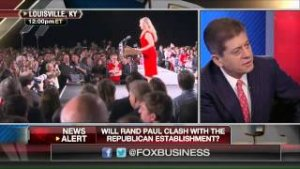 Judge Napolitano: Rand Paul's Base Is Broader Than Any Republican In Modern Times