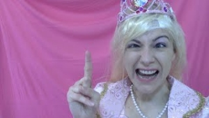 Julie Borowski: Potty-Mouthed Princesses Drop F-Bombs for Feminism PARODY