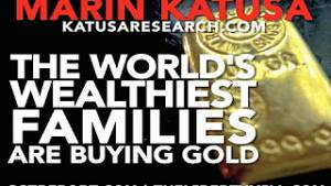 Marin Katusa: Wealthy Are Buying Gold