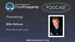Mike Maloney: The Dollar As We Know It Will Be Gone Within 6 Years