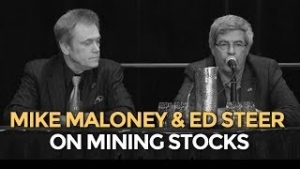 Silver Bullion Vs Silver Mining Stocks: Mike Maloney & Ed Steer