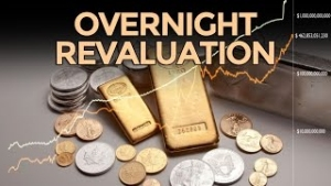 Mike Maloney: Silver, Gold & Currencies Revalued Overnight