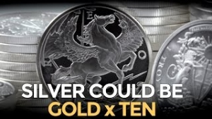 Mike Maloney: Silver Could Be Gold Times Ten