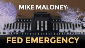 Mike Maloney: Fed Emergency - Fabricated Recovery Is Stalling