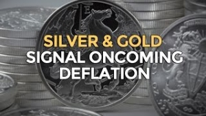 Mike Maloney: Silver Signaling Oncoming Deflation?