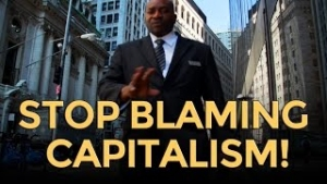 Mike Maloney: Stop Blaming Capitalism
