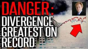 Mike Maloney: Divergence Greatest On Record