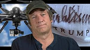 Mike Rowe Wears Trump's Robe, Fights a Drone, and Solves the Labor Shortage