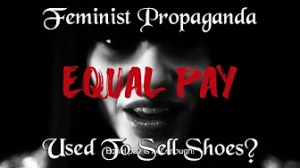 Miss Misanthropist: Equal Pay Is Not Enough (Bianco Wage Gap Shoe Commercial)
