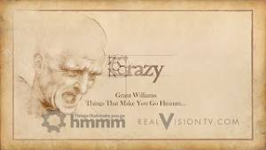 Grant Williams: Crazy - A Story of Debt