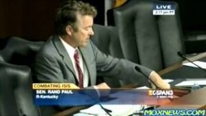 Rand Paul: What You Are Doing Is Illegal And Unconstitutional!