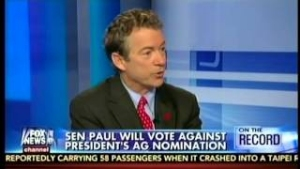Sen. Rand Paul: On the Record February 4, 2015