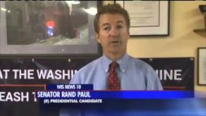 Rand Paul Addresses Lindsey Graham's Comments in South Carolina