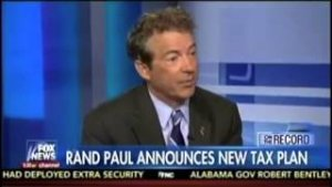 Rand Paul Interview on His New Tax Code (Fox News)