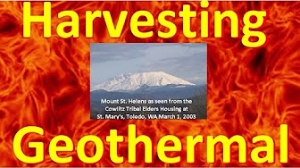 Rod Van Mechelen: Tapping Geothermal Energy - Yellowstone, Mount St. Helens & Campi Flegrei