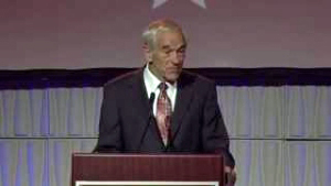 Ron Paul at LPAC 2014