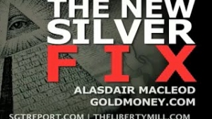 Alasdair Macleod: The New Silver Fix