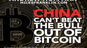 China Can't Beat The BULL Out Of BITCOIN -- Andrew Hoffman
