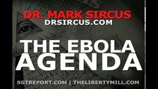 Dr. Mark Sircus: The Ebola Agenda