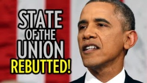 Stefan Molyneux: Barack Obama's State of the Union Rebutted!