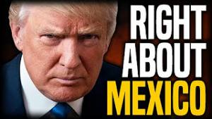 Stefan Molyneux: Donald Trump Was Right About Mexico
