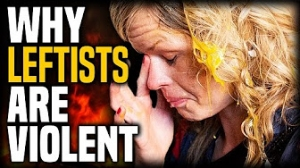 John Wright and Stefan Molyneux: Why Leftists Are Violent