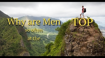 Tom Golden: Why are Men so often at the TOP