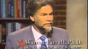 Warren Farrell: PBS The Myth of Male Power
