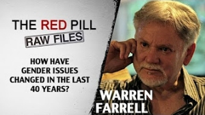 Dr. Warren Farrell: How Have Gender Issues Changed In The Last 40 Years?